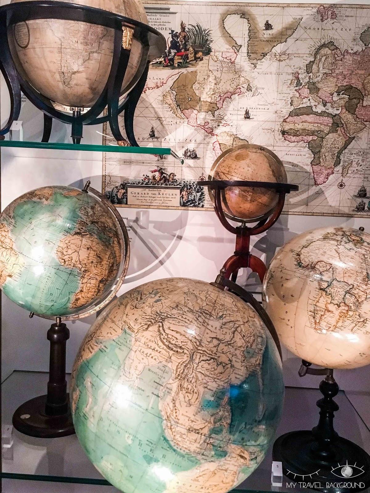 My Travel Background : visiter Vienne, la capitale de l'Autriche, en 3 jours - Musée des Globes et de l'Espéranto