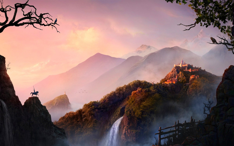 Wallpapers: Nature 20 Widescreen Wallpaper HD 1440x900