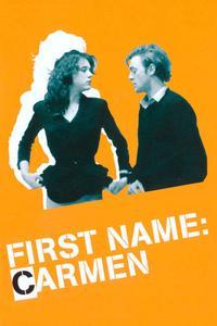 Poster First Name: Carmen