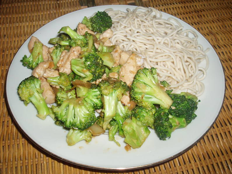 Adventures In Flavorland Chicken And Broccoli Stir-Fry -6636
