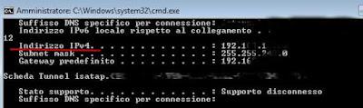 Come scoprire l'indirizzo IP interno del proprio computer