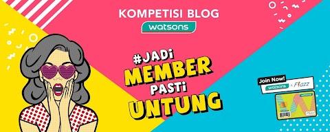 Bikin Member di Watsons Cosmetic Day, Makin Untung!