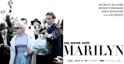 My Week With Marilyn Monroe film