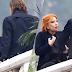 "FOTOS HQ: Lady Gaga grabando ""A Star Is Born"" en Los Ángeles - 05/06/17"