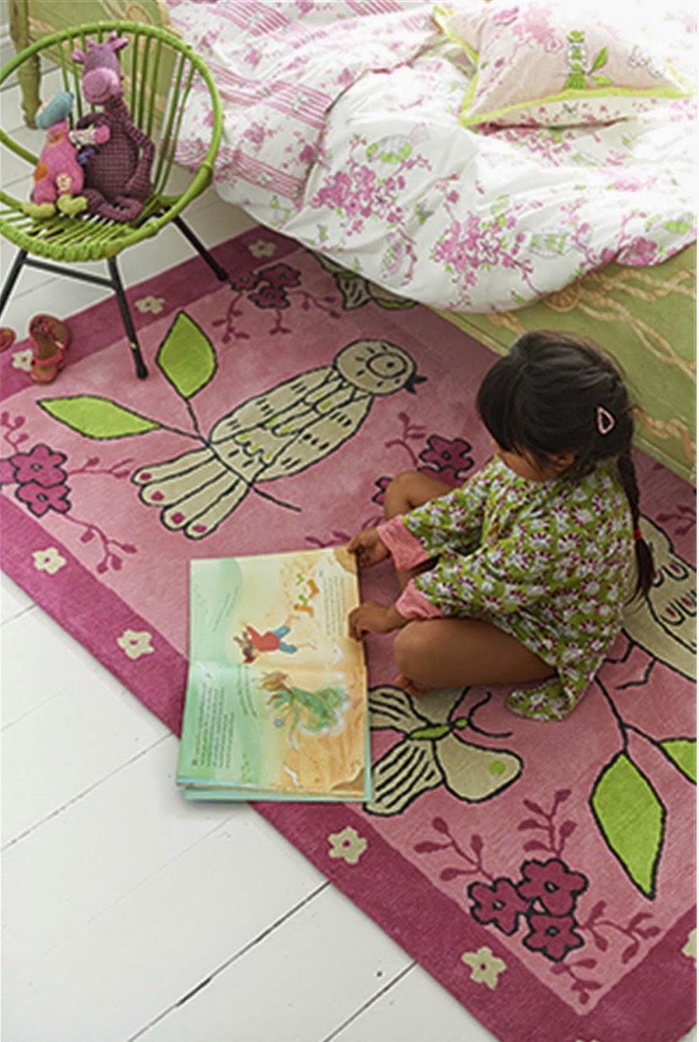 alfombras decoracion niños