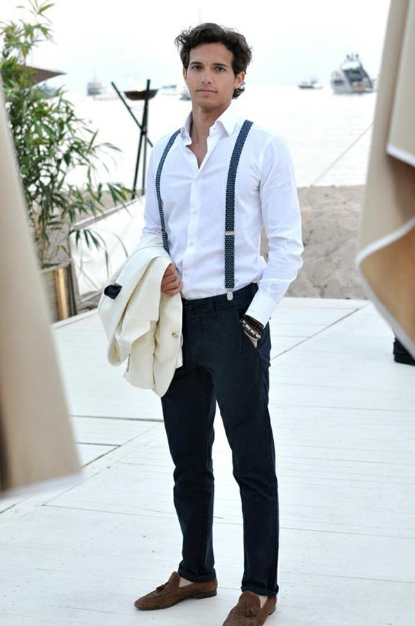 Macho moda blog de moda masculina dicas para usar for Black studs for dress shirt