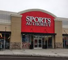 Hayden's Business Blog: Sports Authority in the Bayshore