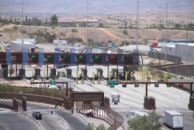 Dan 10 años de cárcel en Arizona a un chofer que quiso pasar la frontera con casi 6 toneladas de mariguana