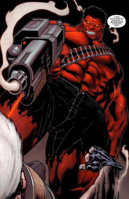 Hulk Rojo
