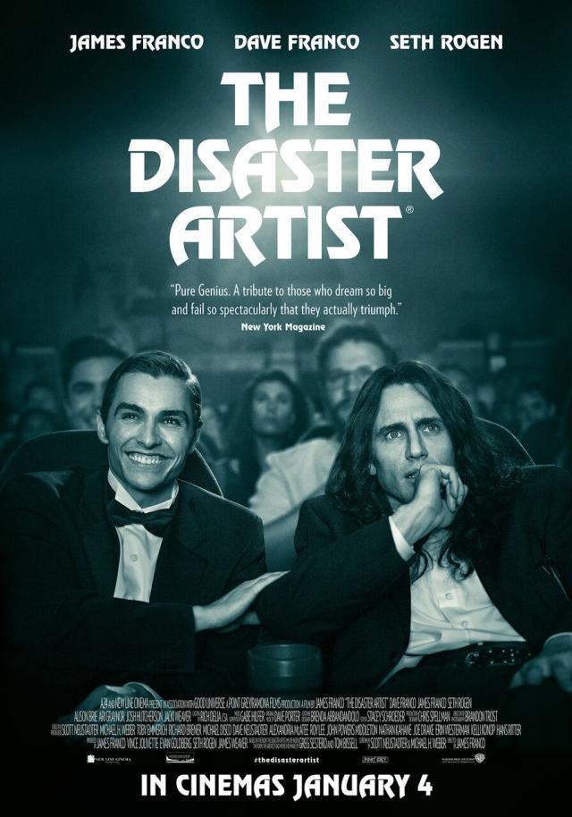 Nghệ Sĩ Thảm Họa - The Disaster Artist (2017)
