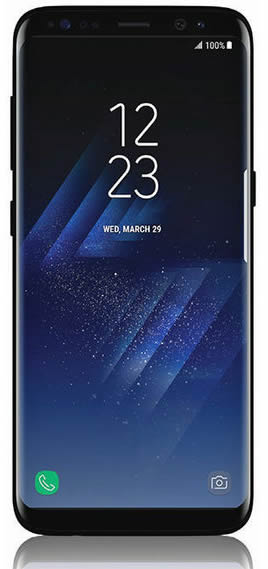 Samsung Galaxy S8 specs and features