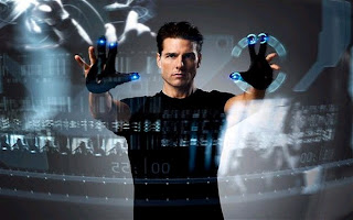 kinect for windows to offer 'minority report' computer control