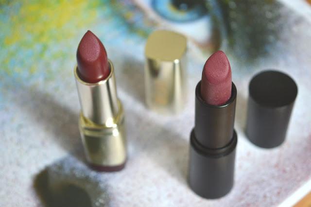 Milani Matte Beauty - Nicolet Beauty Arcadia Lipstick Dupe