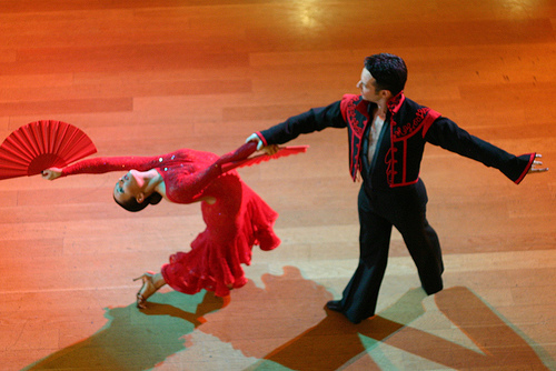 Pasodoble.