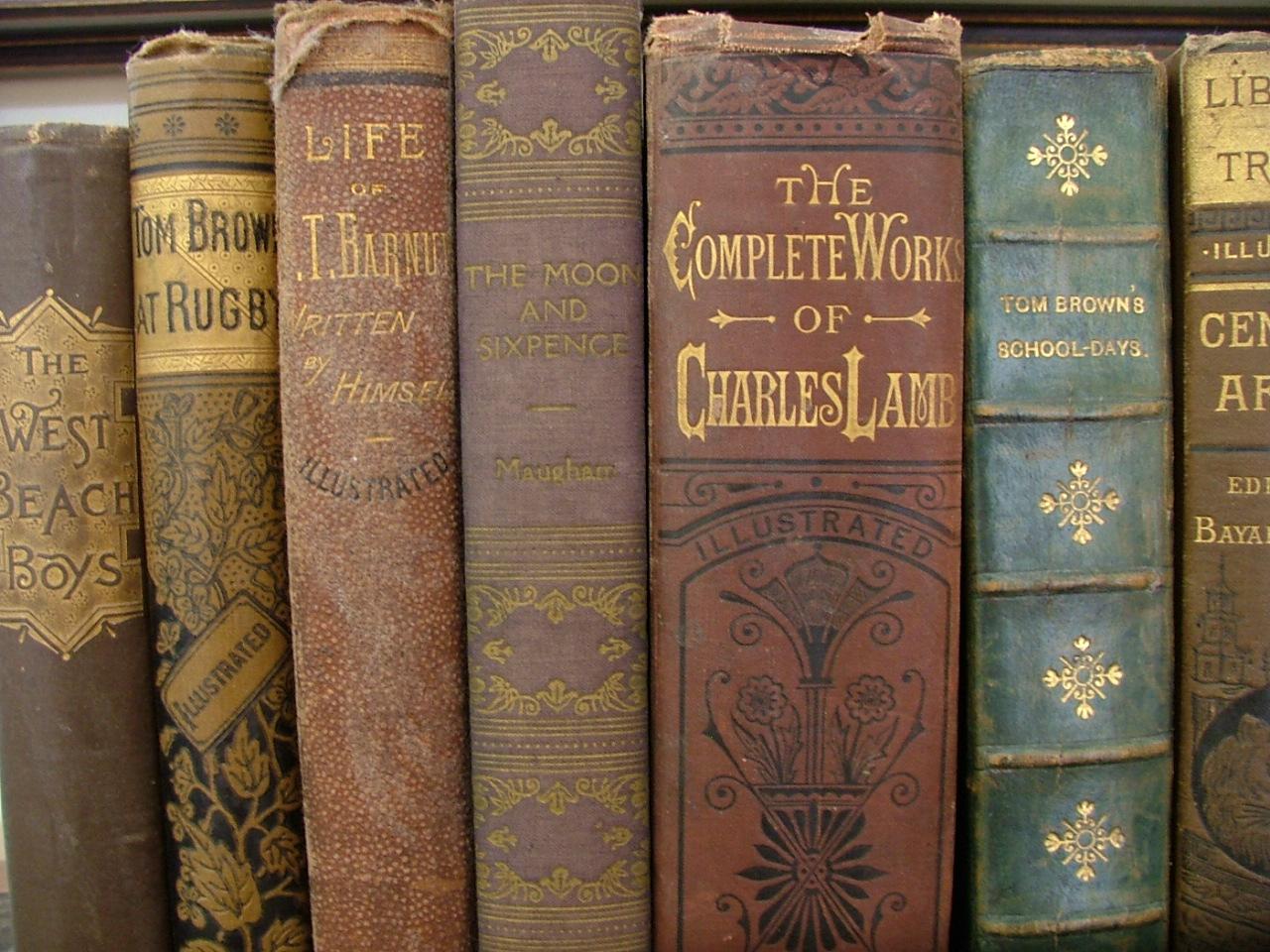 spines books antique spine teacher think google travels gulliver favorite