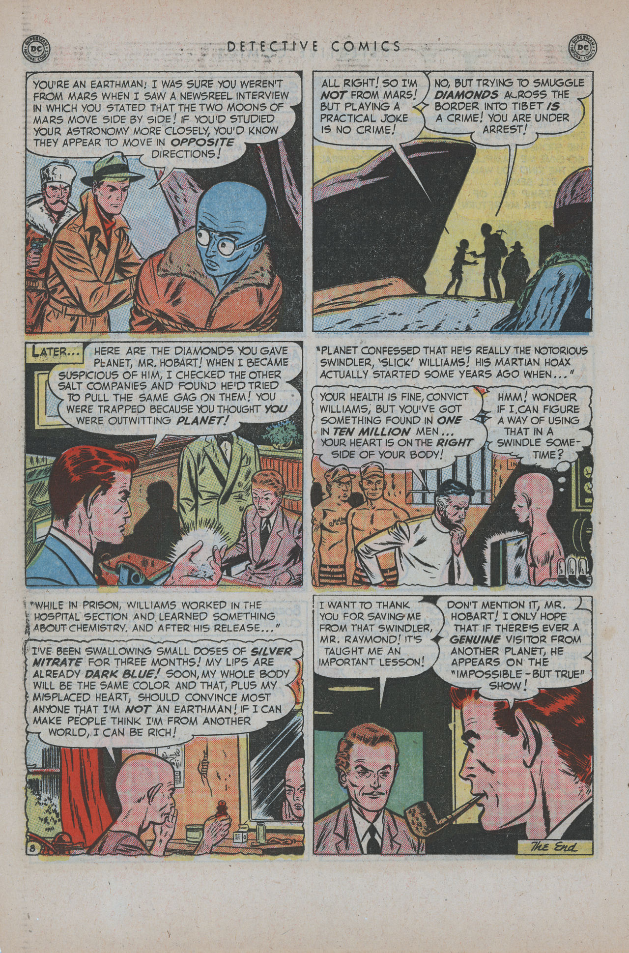 Detective Comics (1937) 171 Page 23