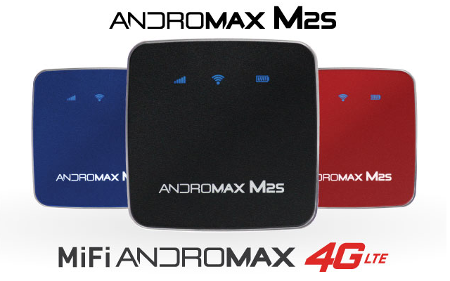 Spesifikasi Mifi Andromax M2s dari Smartfren