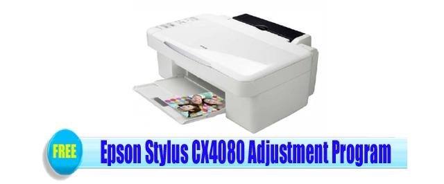 Epson Stylus CX4080 Adjustment Program