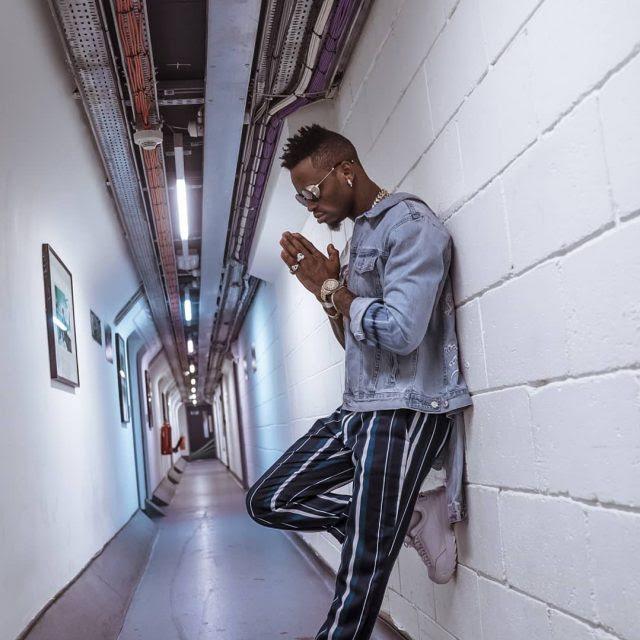 Diamond Platnumz – Live performance at One Africa Music Festival