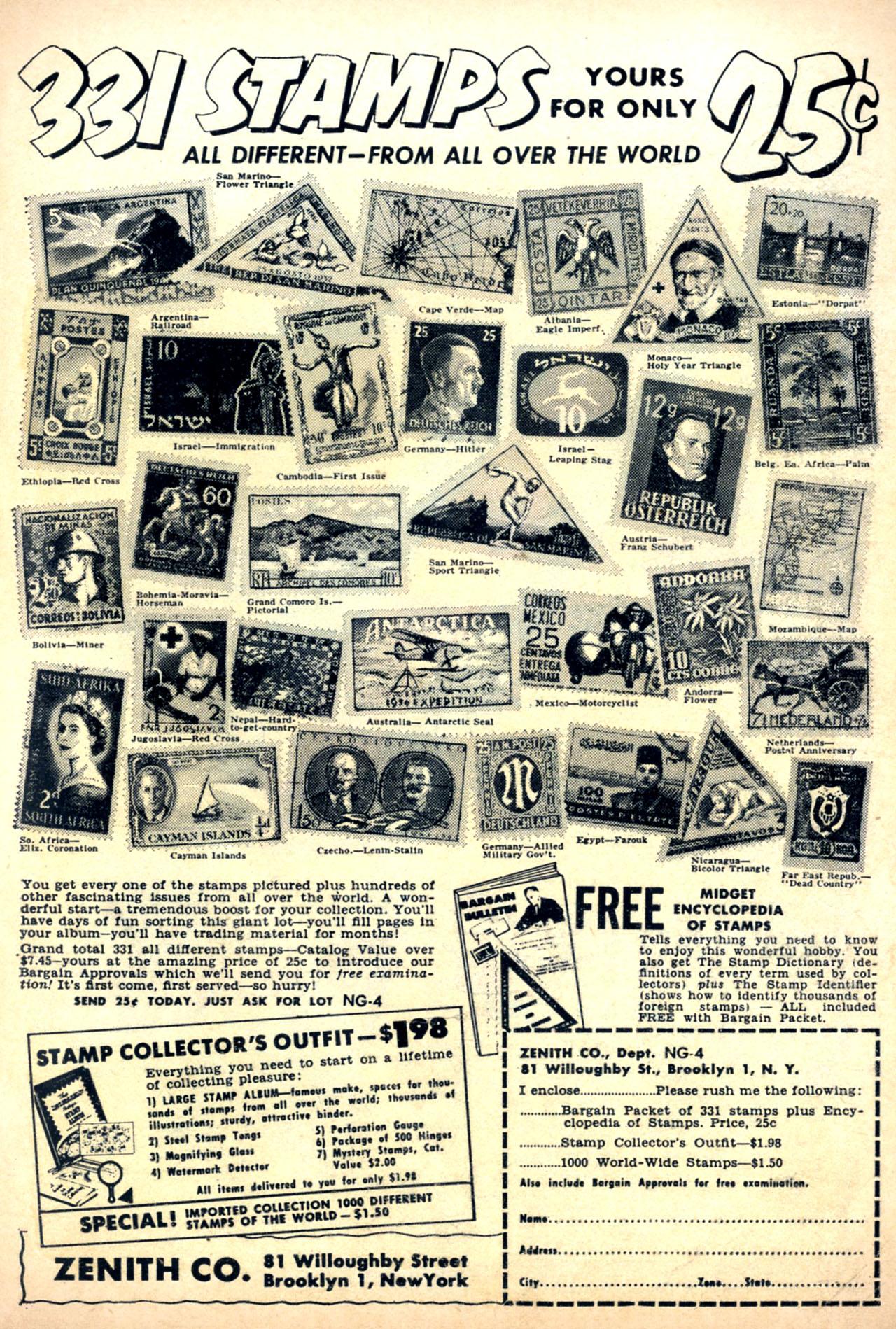 Read online Detective Comics (1937) comic -  Issue #227 - 35