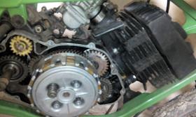 Gambar enjin 2 lejang