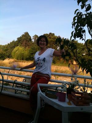#artesanato #DIY #Manualidades, Terraço, redecorando o terraço, ideias para terraço,