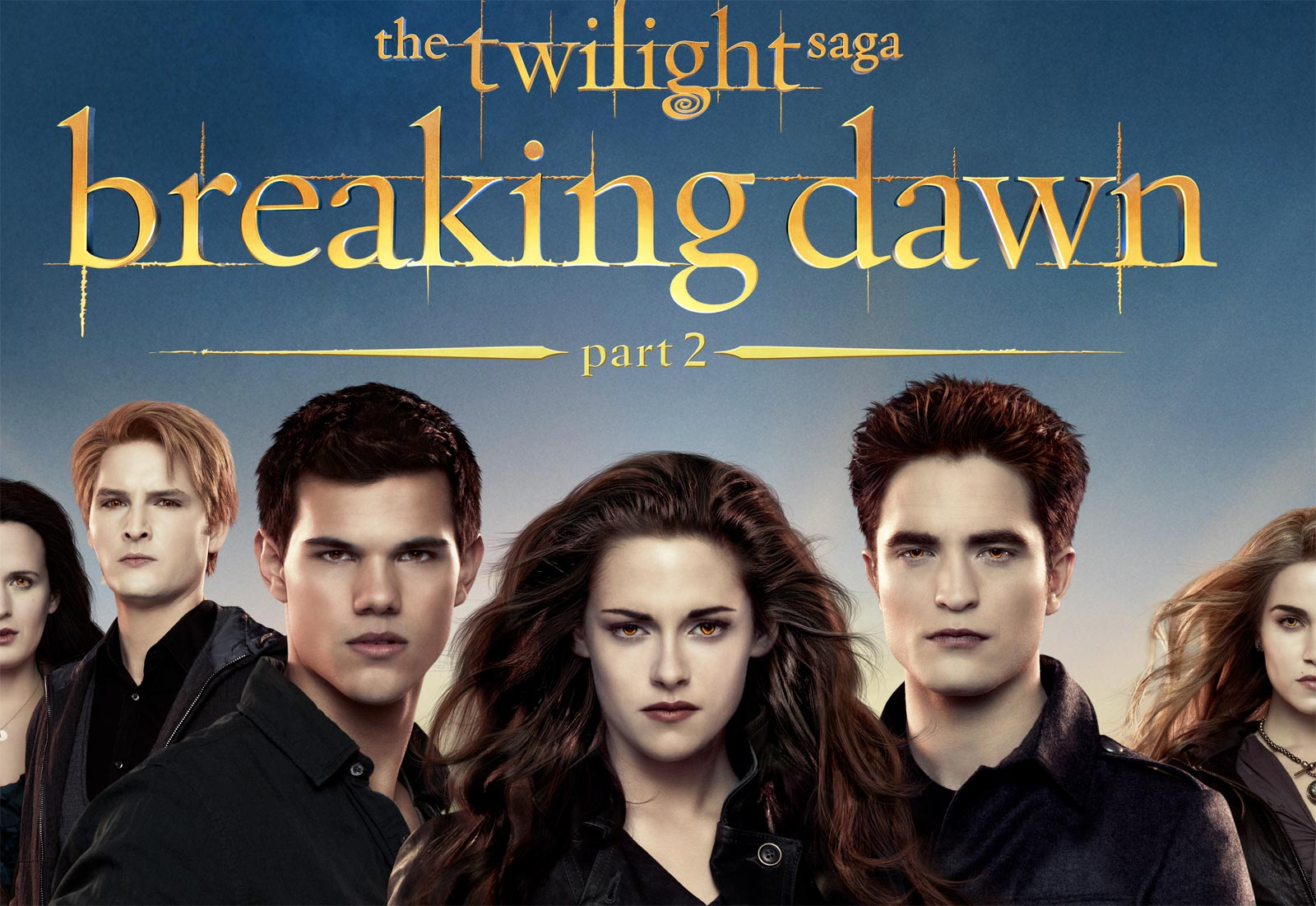 Twilight Saga Breaking Dawn Part 2 Characters HD ...