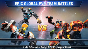 Real Steel Boxing Champions hile APK
