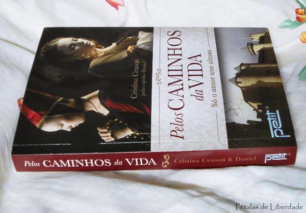 Resenha, livro, Pelos caminhos da vida, Cristina Censon & Daniel
