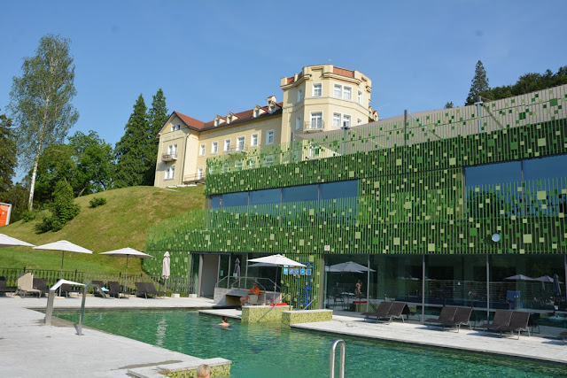 Rimske Therme Toplice pool