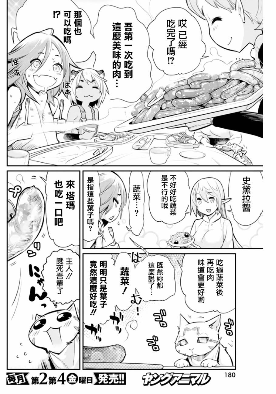 重生的貓騎士與精靈娘的日常: 21话 - 第15页