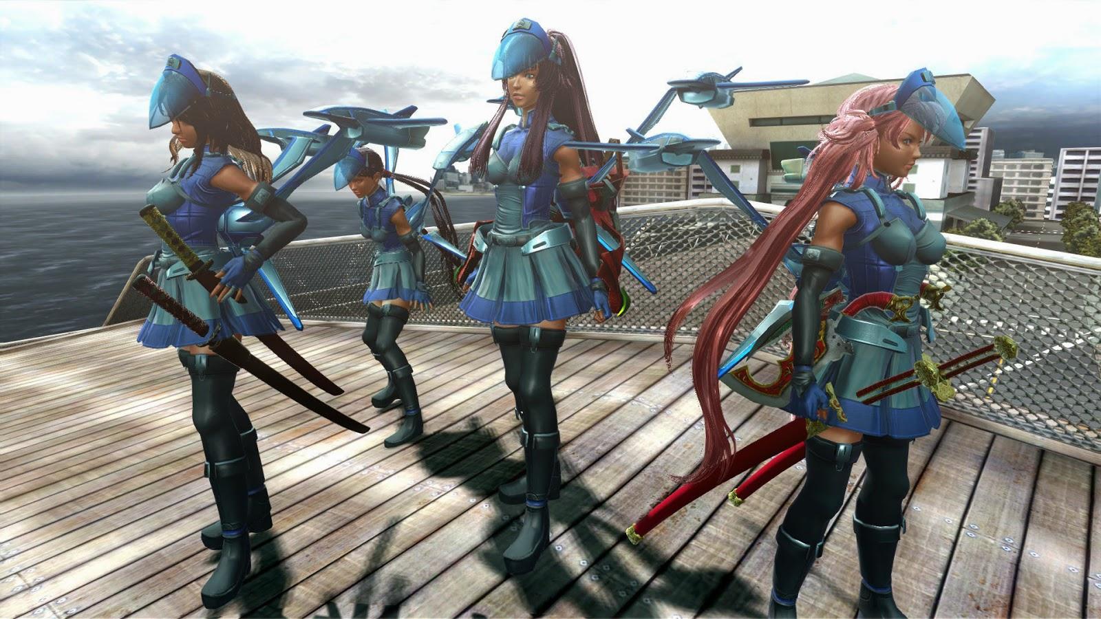 Otaku Gamers Uk News Reviews News Onechanbara Z2 Preorder