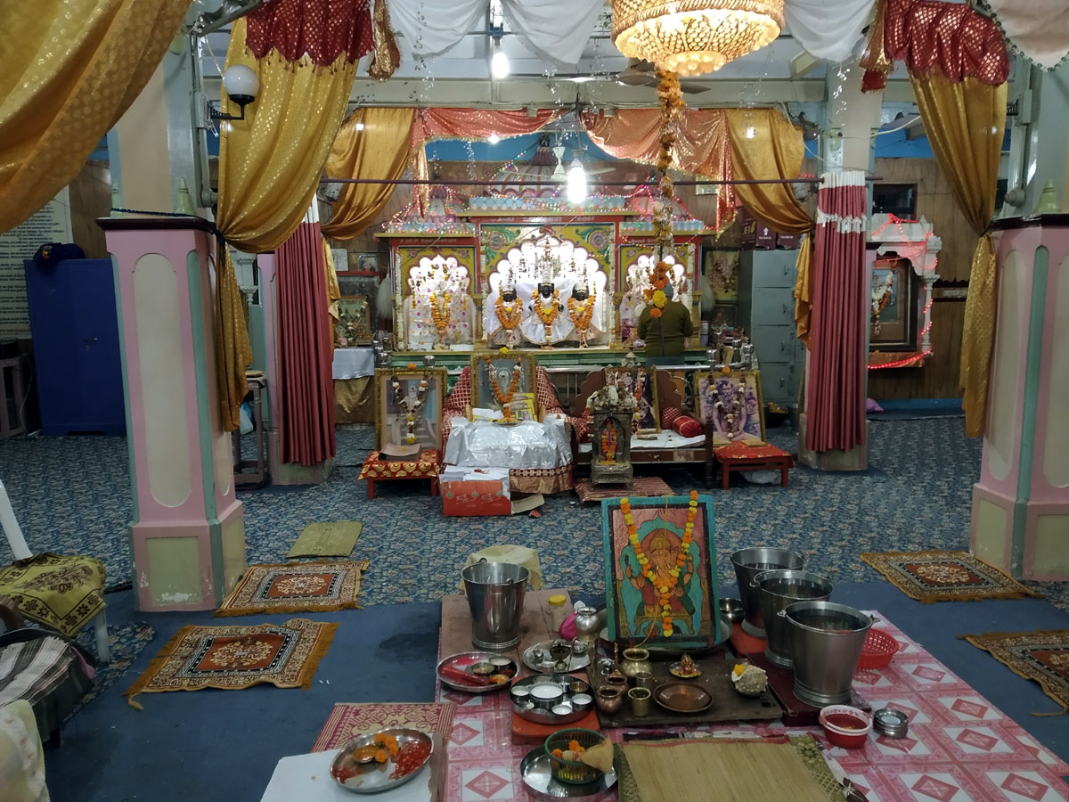 Jhabua News- श्री सरस्तीनंदनजी स्वामी महाराज के प्रागम्य महोत्सव पर अखंड नाम संकीर्तन का होगा आयोजन