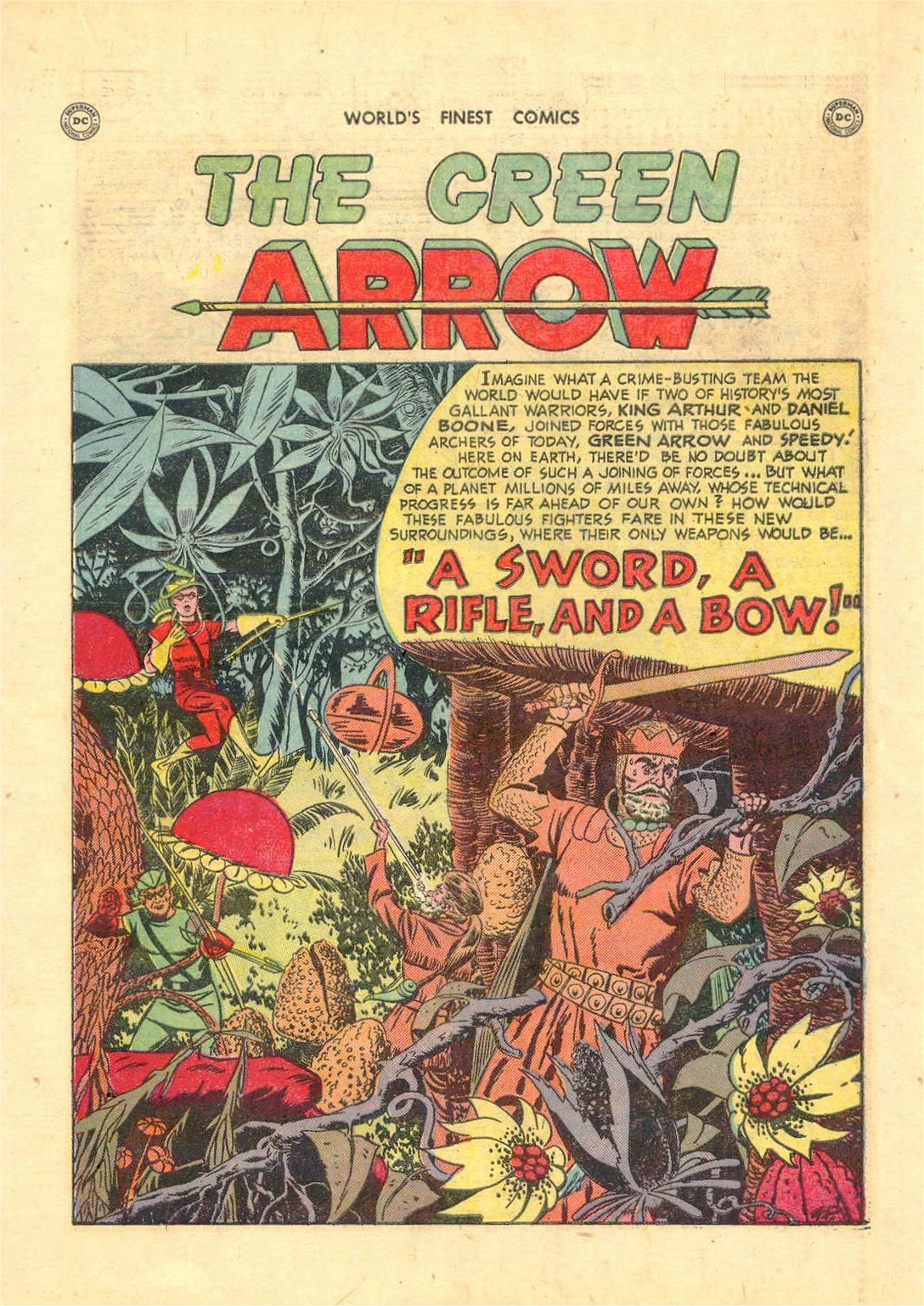 Read online World's Finest Comics comic -  Issue #52 - 41