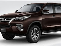 Toyota Fortuner Facelift 2017 Released in Thailand, More Complete!