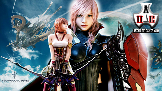 Lightning Returns Final Fantasy XIII Download for Free