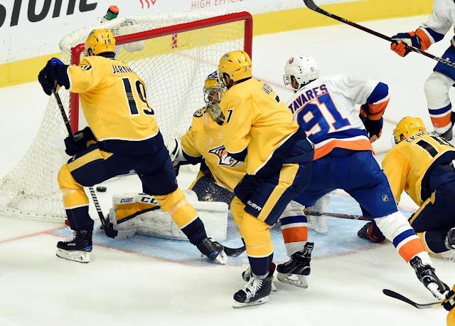 John Tavares nets natural hat trick as Islanders top Predators, 6-2 Onlinelatesttrends