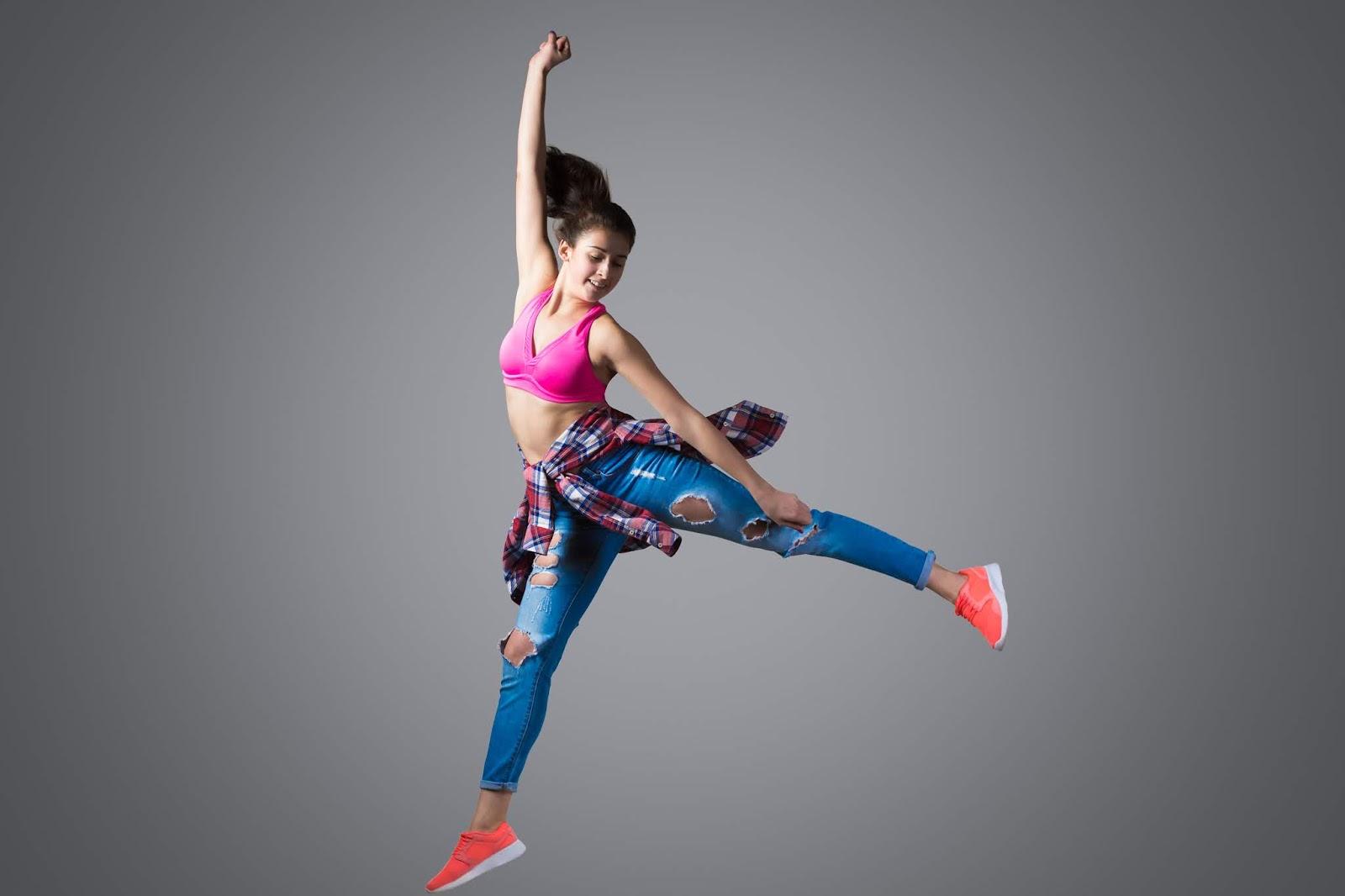3789 - Benefícios da Zumba Fitness