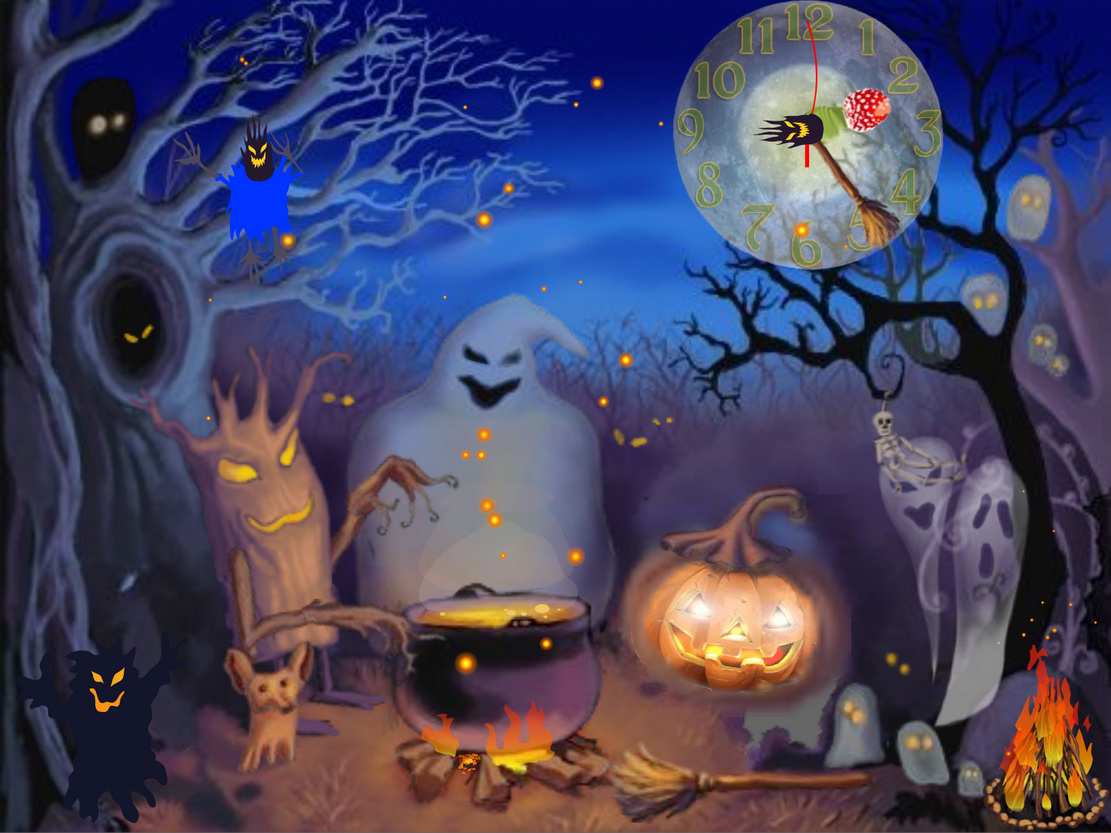 Halloween Wallpapers   Free Halloween Wallpapers: Spooky .