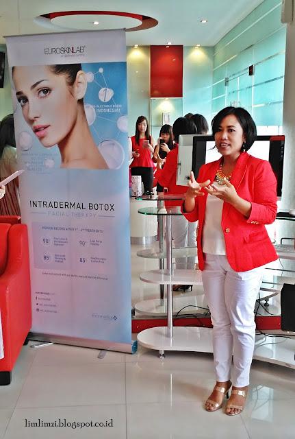 Euro Skin Lab - Botox Tanpa Suntik