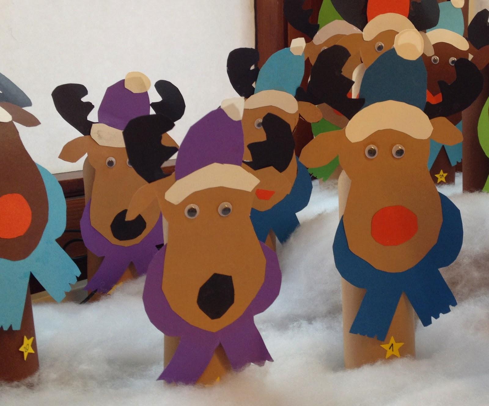 Bastelideen Weihnachten Grundschule Zwergstucke Basteln