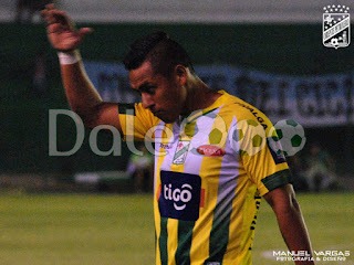 Oriente Petrolero - Rodrigo Vargas - Nacional Potosí vs Oriente Petrolero - DaleOoo.com web del Club Oriente Petrolero