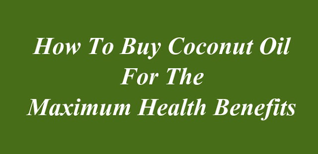 How to Buy Coconut Oil