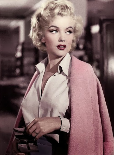 Marylin Monroe pink