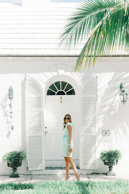 White door by Palm Beach Lately ( Cool Chic Style Fashion )