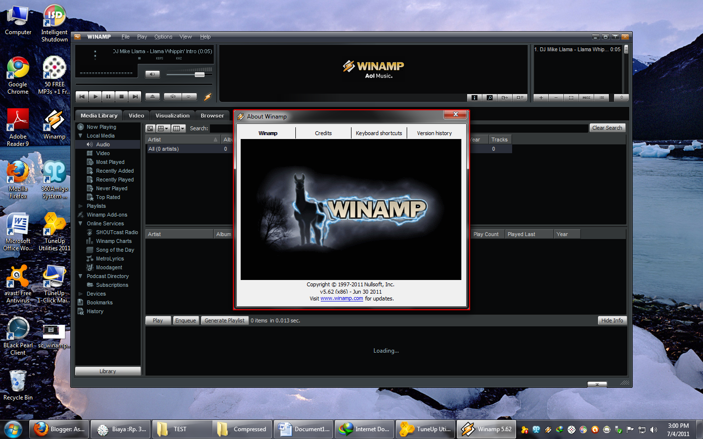 winamp 5.62