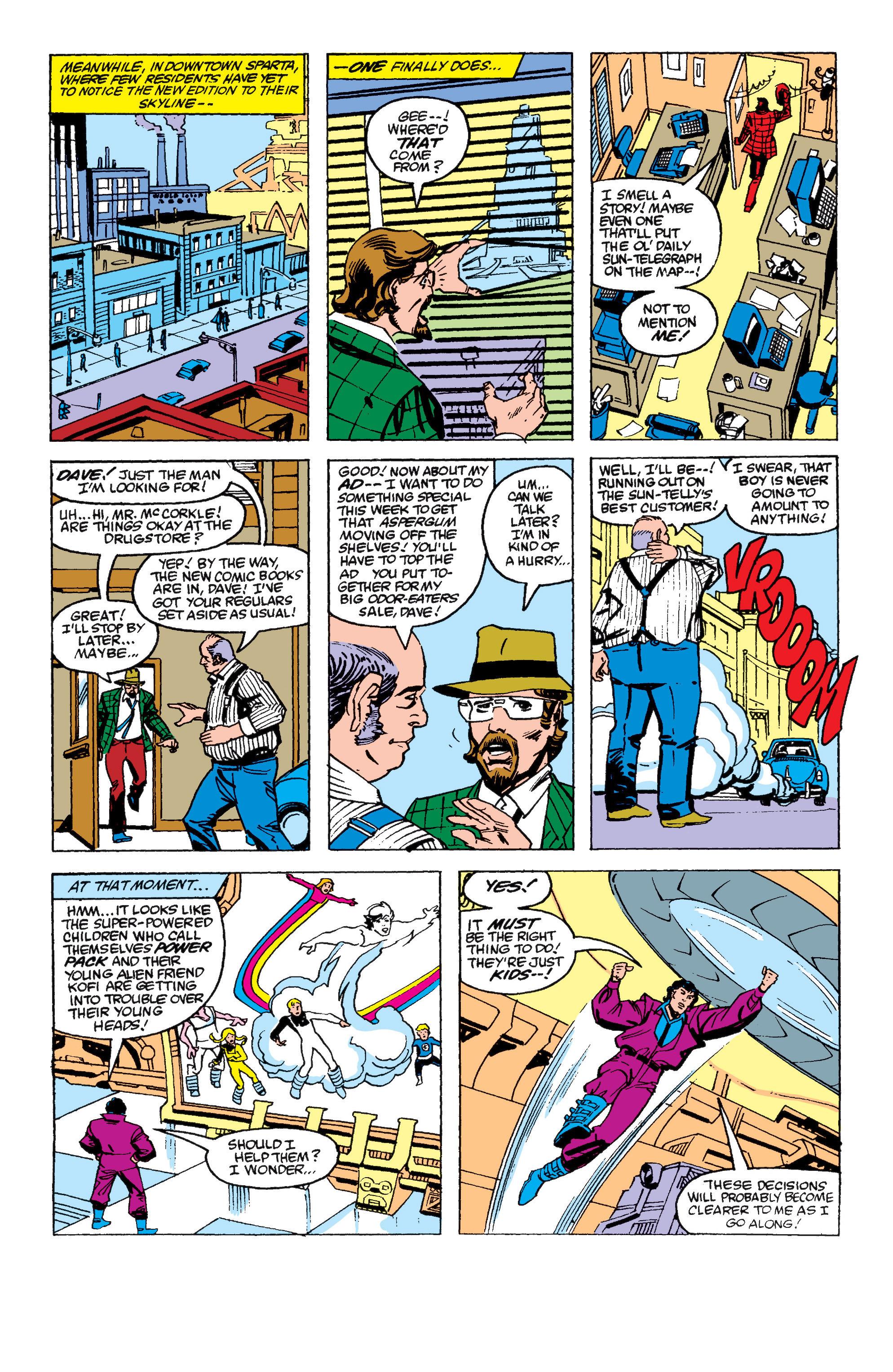 Read online Secret Wars II comic -  Issue #6 - 4