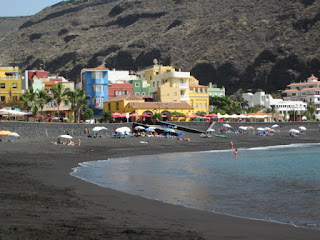 Beach at Tazacorte