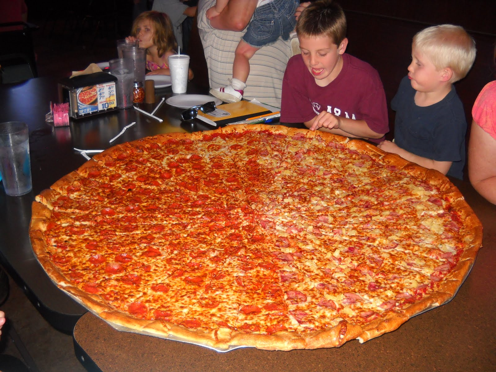 Craft Goodies Monday Munchies Holy Large Pizza