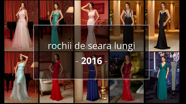 rochii de seara 2016